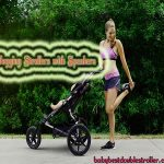 Jogging Strollers with Speakers