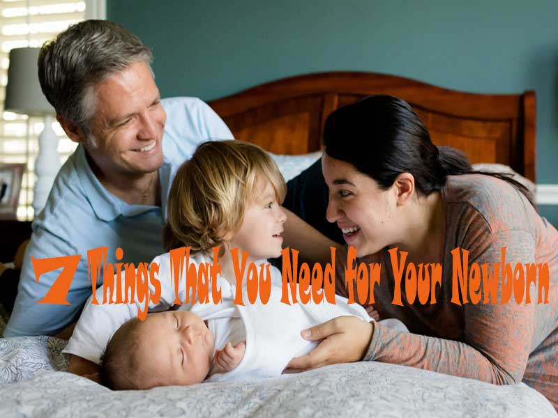 list of things you need for a newborn